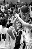 Belleville - Westby Girls Basketball Sectional Finals